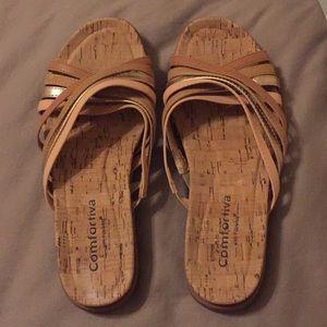 Comfortiva Sandals.